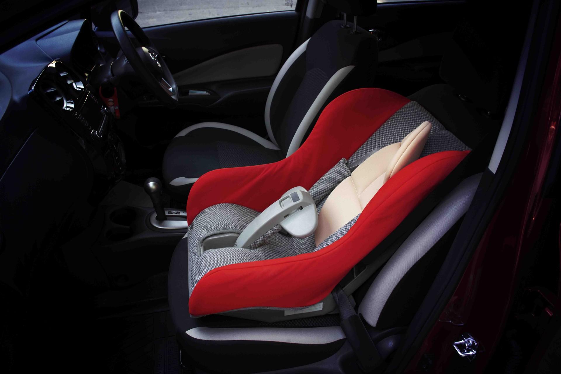 Los 6 riesgos de la reutilización de sillitas de seguridad infantil
