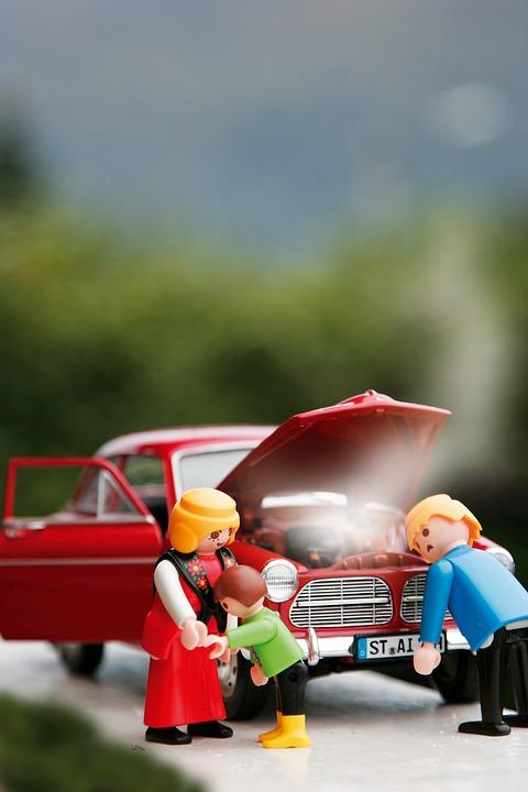 ¿Llevas a tus hijos seguros?