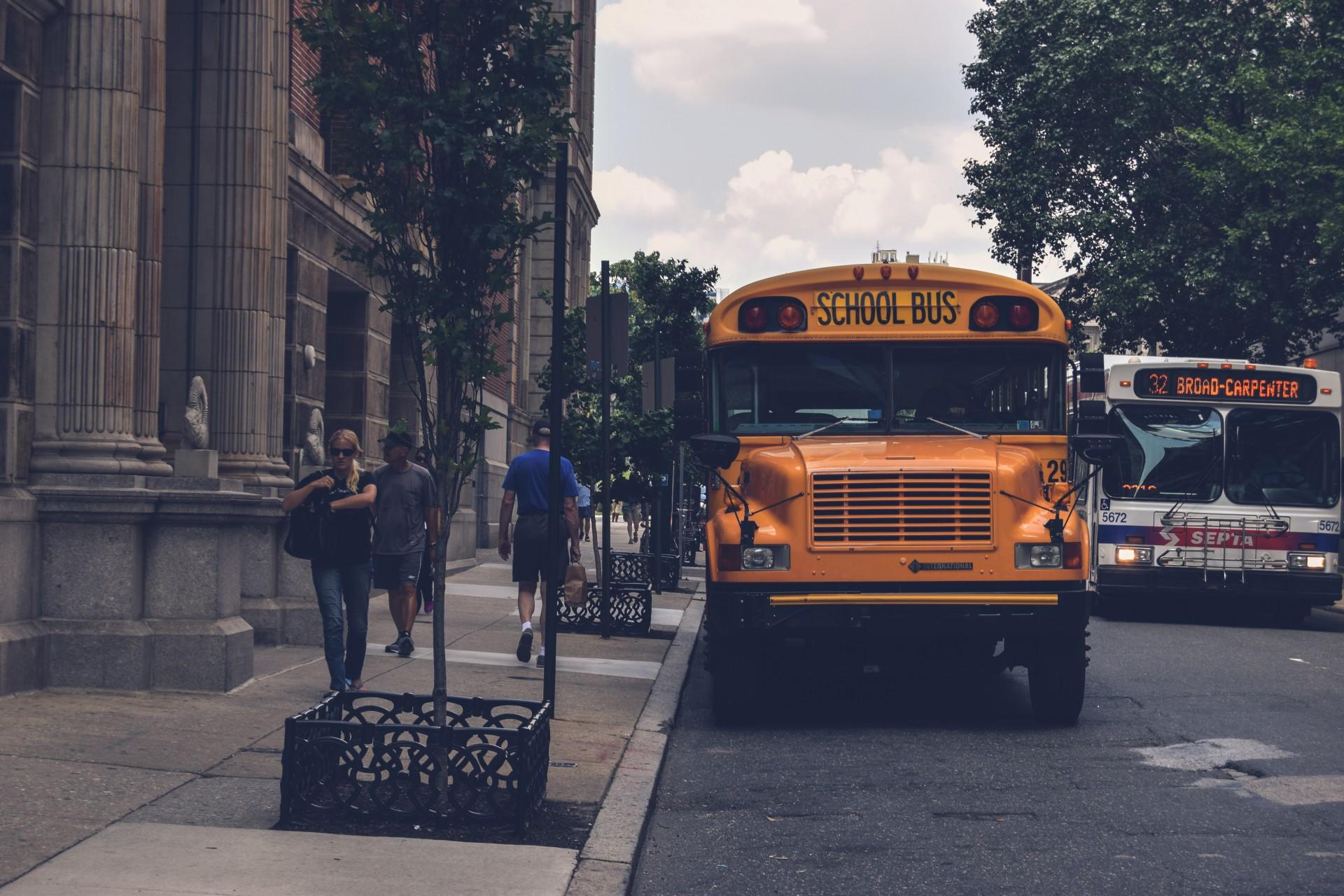 Campaña Transporte Escolar Seguro