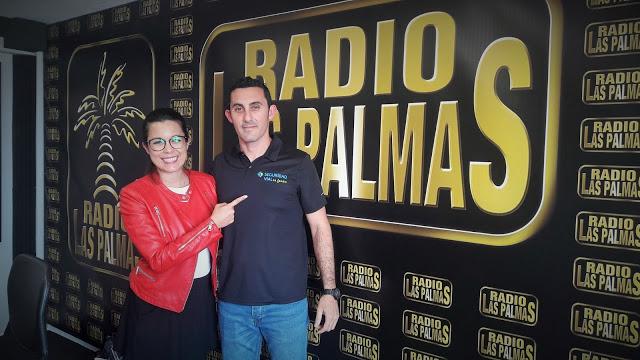 Entrevista en Radio Las Palmas FM