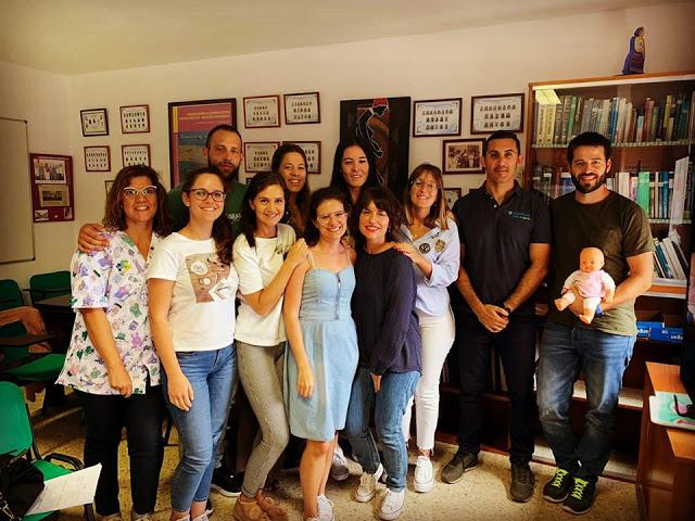 Formacion en Seguridad Vial a matronas residentes en Gran Canaria